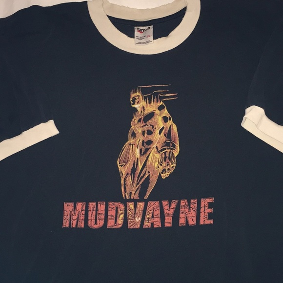 Other - Mudvayne t shirt very rare!